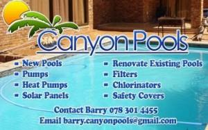 Canyon Pools small